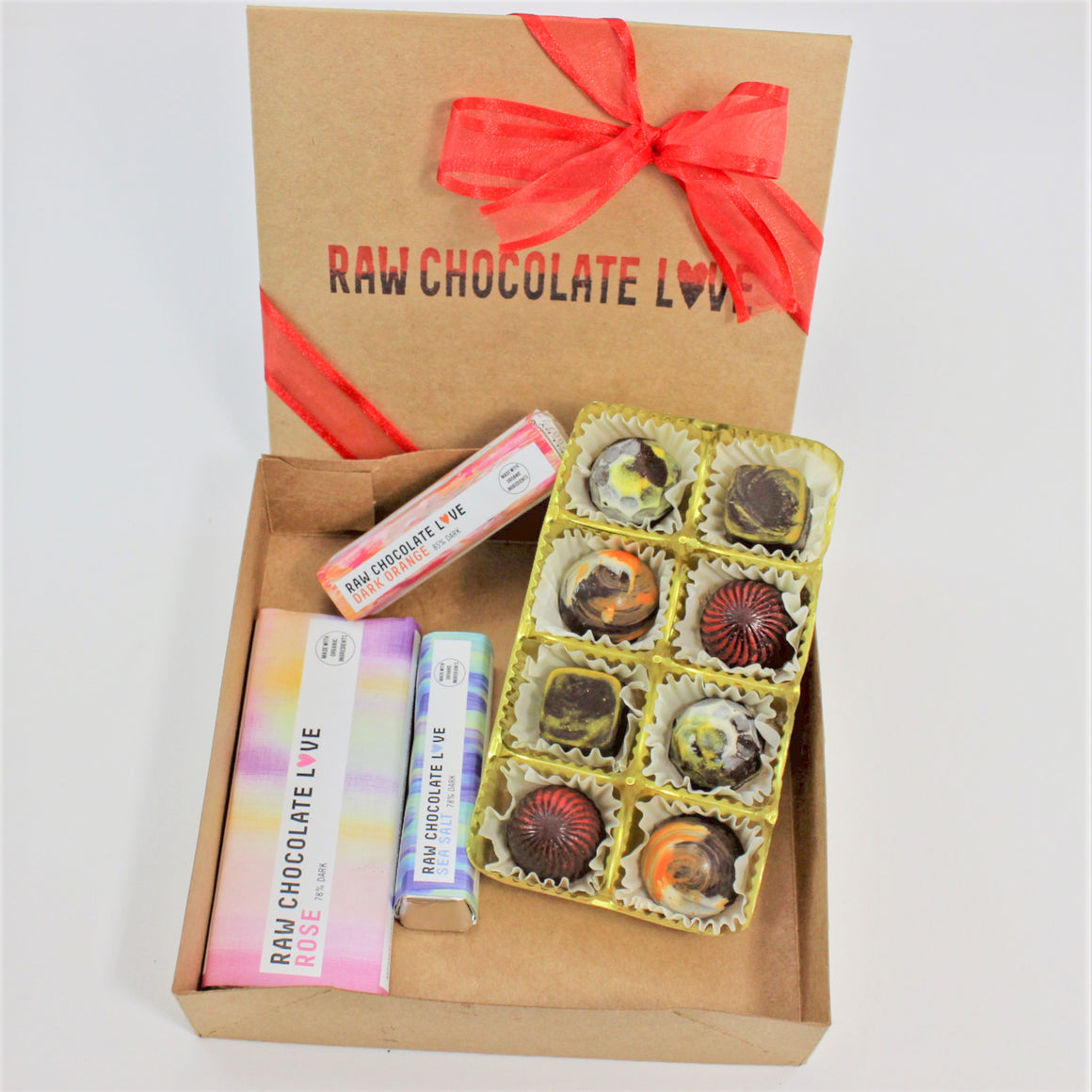Mix Truffle Gift Box (Small)