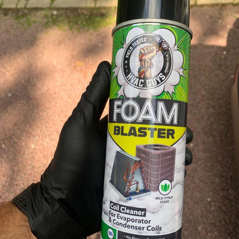 HVAC Guys Foam Blaster Coil Cleaner