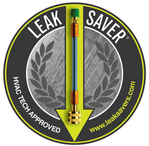 Leak Savers Sticker
