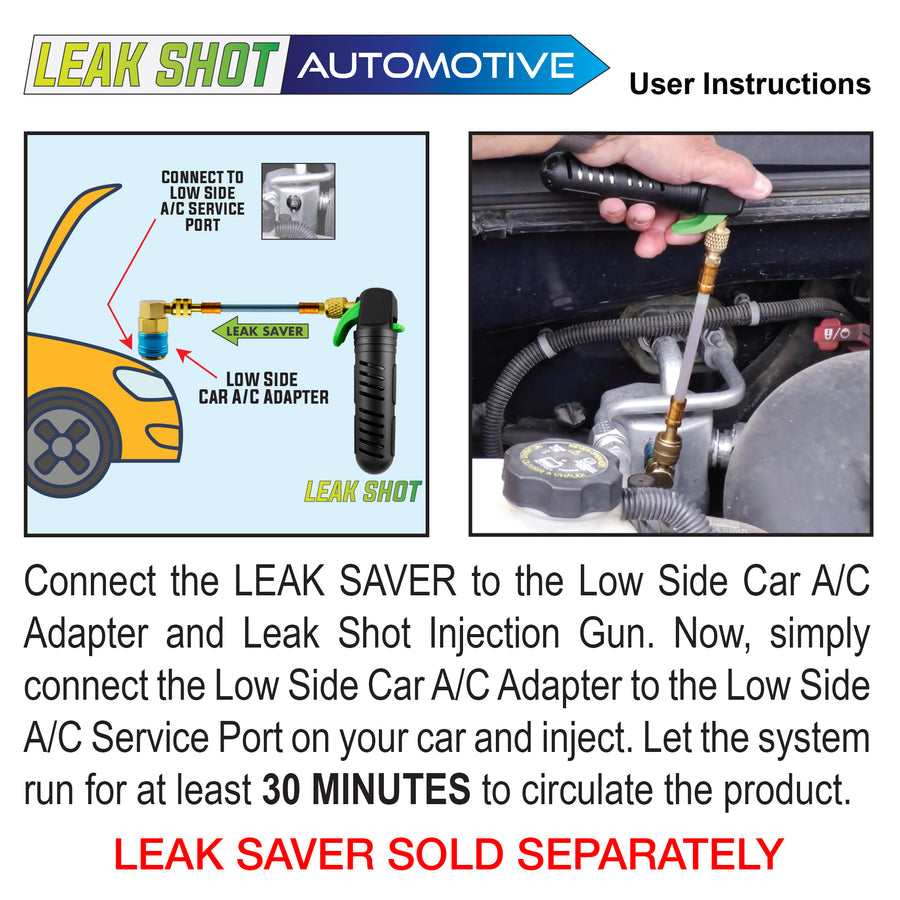 Leak Shot Automotive