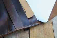 Genuine Leather Laptop Sleeve | Hand-crafted