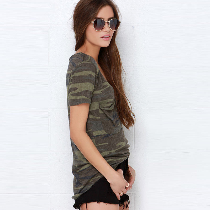 Oh My Camo T-shirt