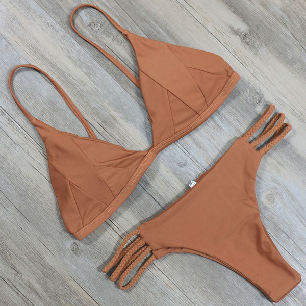 Sandseeker Push Up Bikini