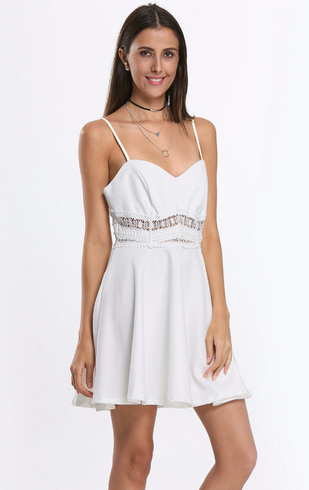 Constellation Mini Skater Dress