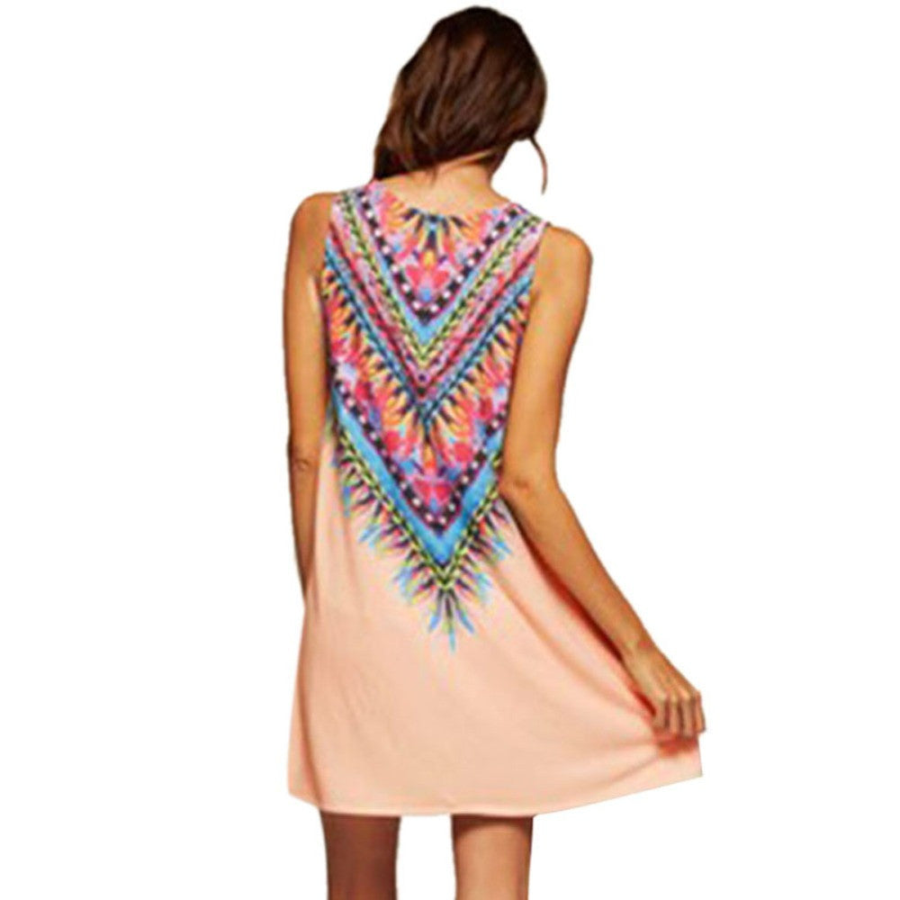 Summer is here beach dress