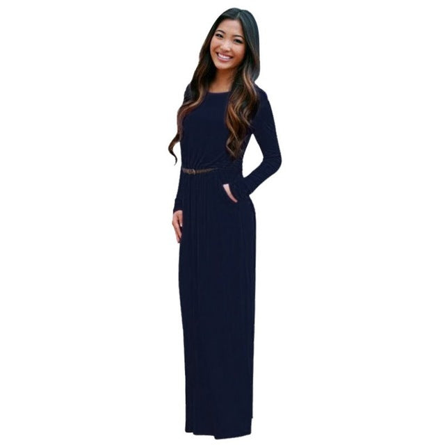 Crossroads Maxi Dress