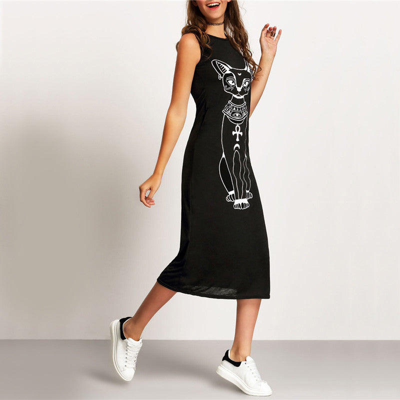 Cathleen Long Summer Dress