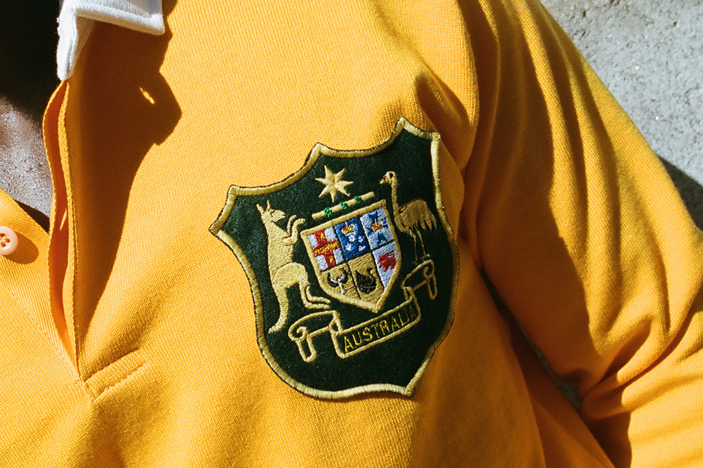 Support Australian Wildlife Rescue (We're donating 100% of the proceeds from the sale of our Australia rugby shirts to wildfire relief.)