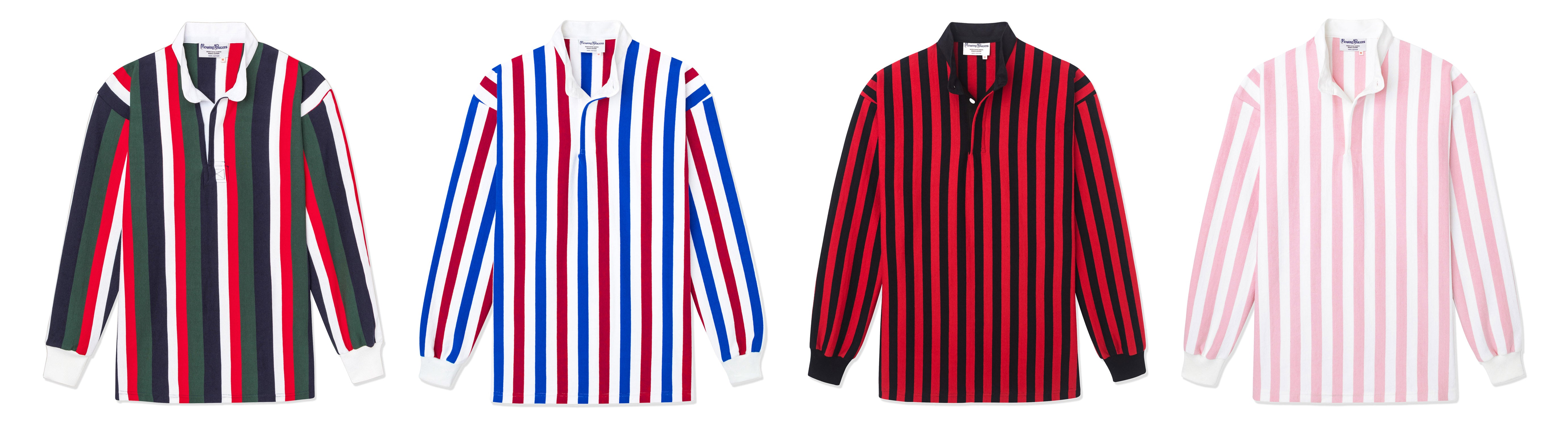 a71e35e18 THE SOCCER SHIRT (Four new SS19 styles available now)