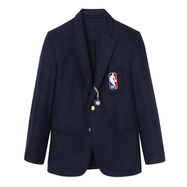 Rowing Blazers x NBA Logo Navy Club Blazer