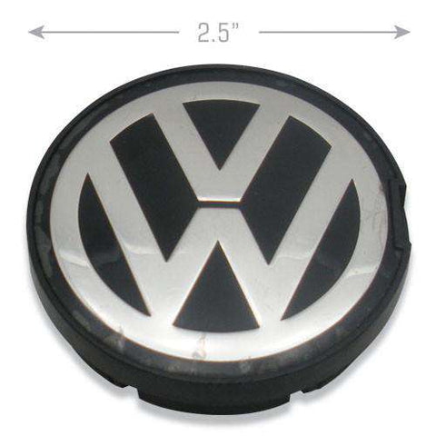 Volkswagen Jetta Passat Beetle Eurovan Golf 1996-2009 Center Cap