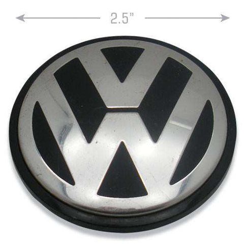 Volkswagen VW Beetle CC EOS Golf Jetta Passat Rabbit Routan Tiguan Toureg 2002-2019 Center Cap