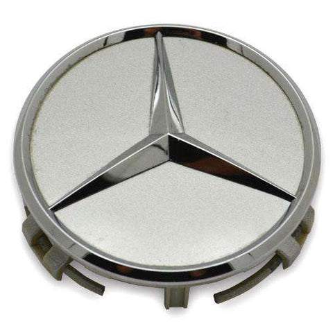 Mercedes Benz B C CLK CLS E G GL GLK ML R S SLK SLR SLS Class 1992-2018 Center Cap
