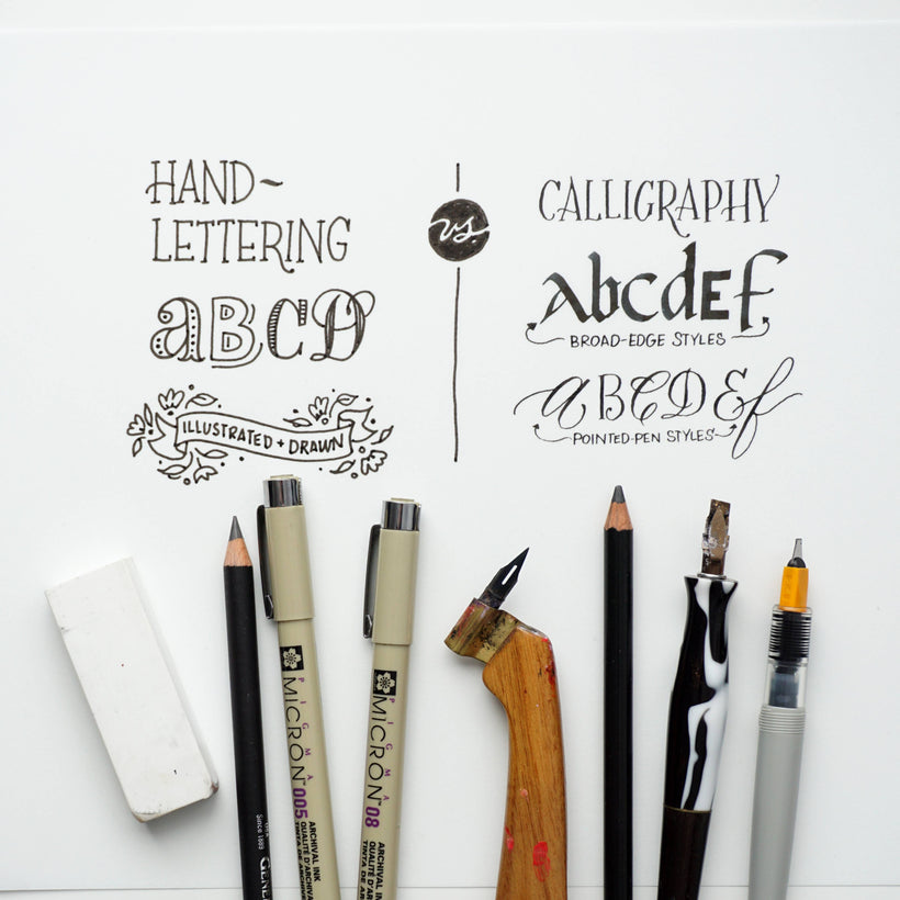 Online Calligraphy Classes