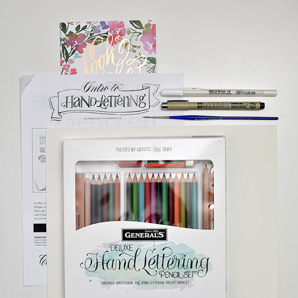 Hand-Lettering Foundations Kit Bundle