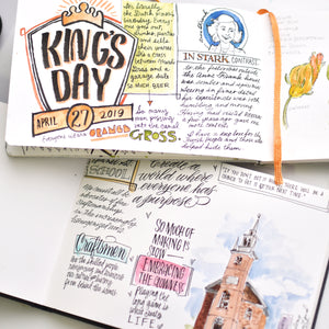 8/29 | Beginner Visual Journaling Workshop | Pleasant Grove, UT