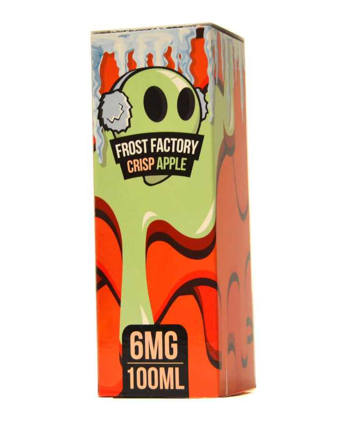 Frost Factory | Crisp Apple | 100ml