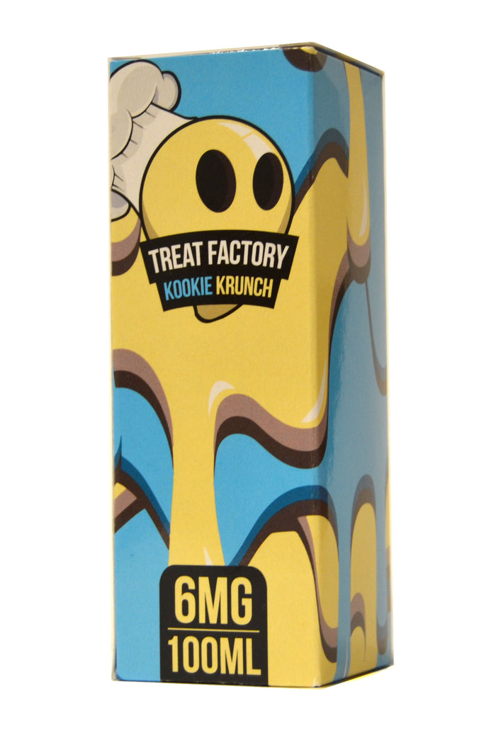Treat Factory | Kookie Krunch | 100ml