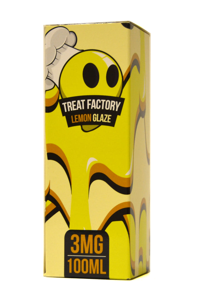 Treat Factory | Lemon Glaze | 100ml