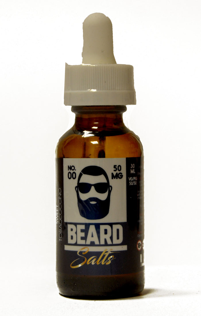 Beard Salts E Liquid | No. 00 | 30ml