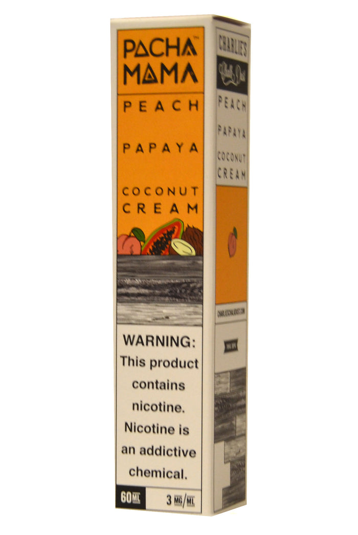 Pacha Mama | Peach Papaya Coconut Cream | 60ml