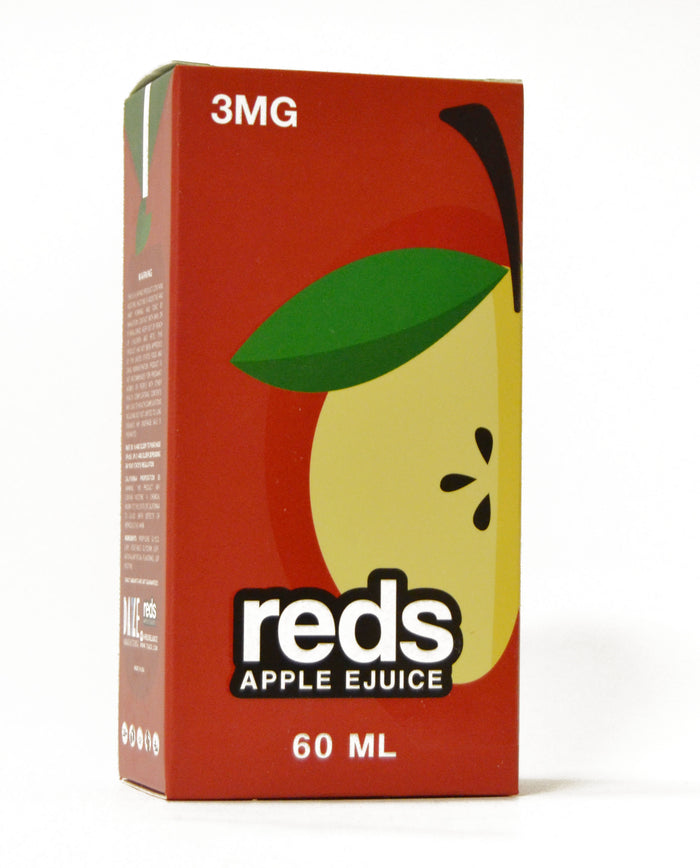 Reds Apple E Juice | 60ml | 7 Daze