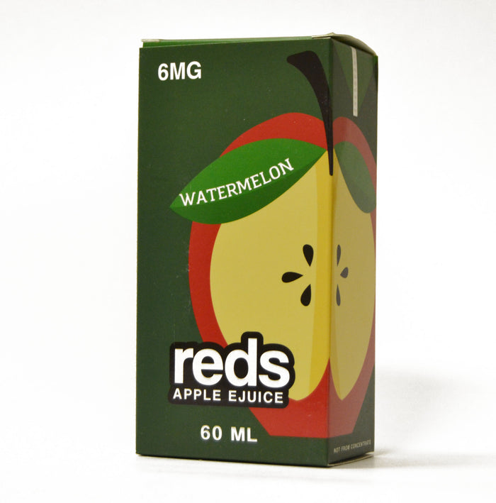 Reds Watermelon Apple E Juice | 60ml | 7 Daze