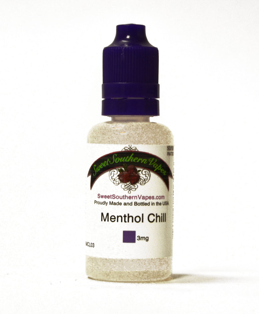 Menthol Chill | Sweet Southern Vapes