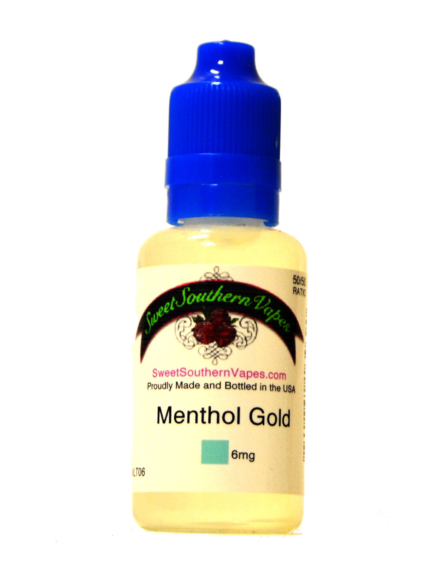 Menthol Gold | Sweet Southern Vapes