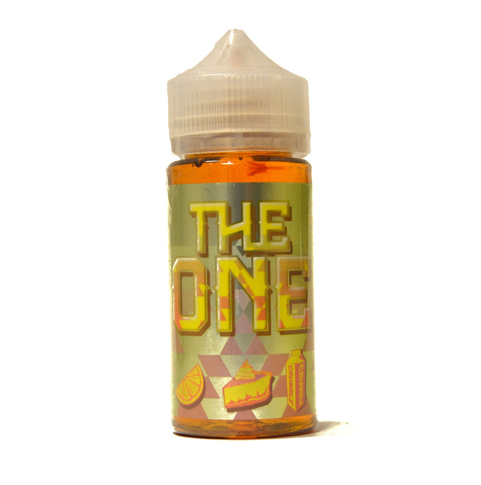 The One | Lemon | Beard Vape | 100ml