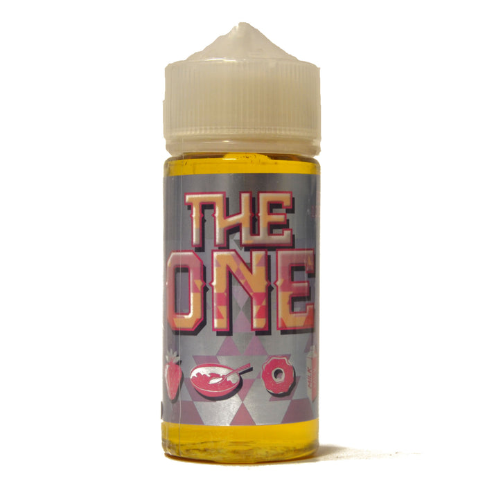 The One | Strawberry | Beard Vape | 100ml