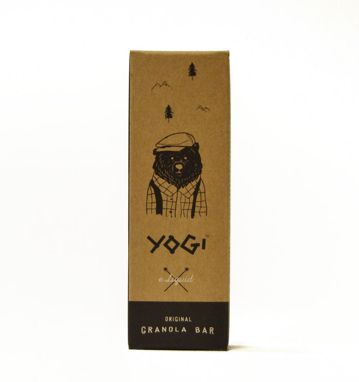 Yogi E Liquid | Original Granola | 60ml