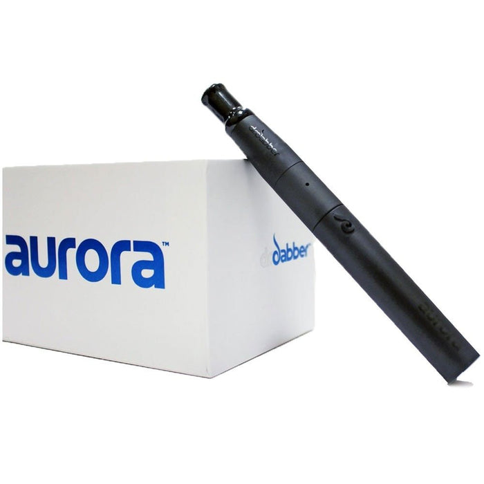 Shop Aurora by Dr. Dabber wax pen vaporizer kit including atomizers, charger and loading tool.