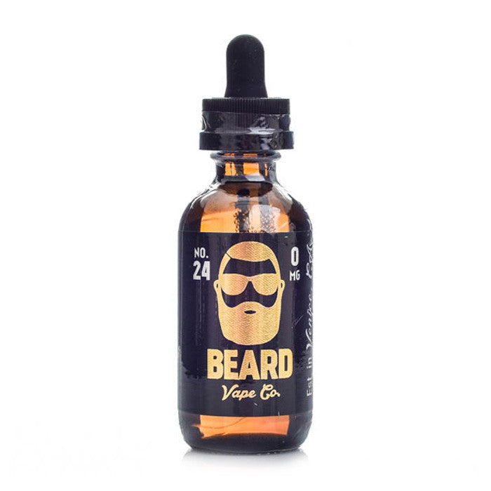No. 24 | Beard Vape | 60ml