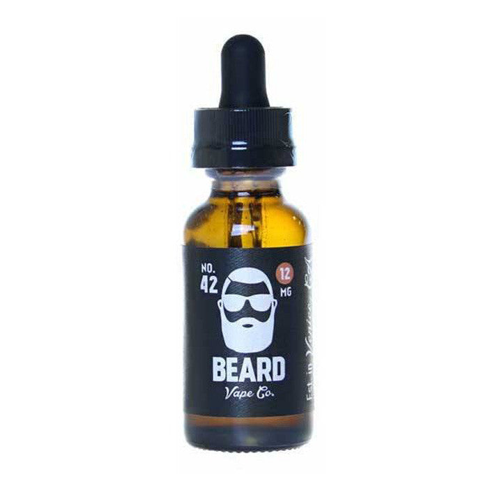No. 42 | Beard Vape | 60ml