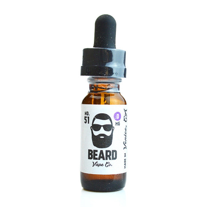 No. 51 | Beard Vape | 60ml