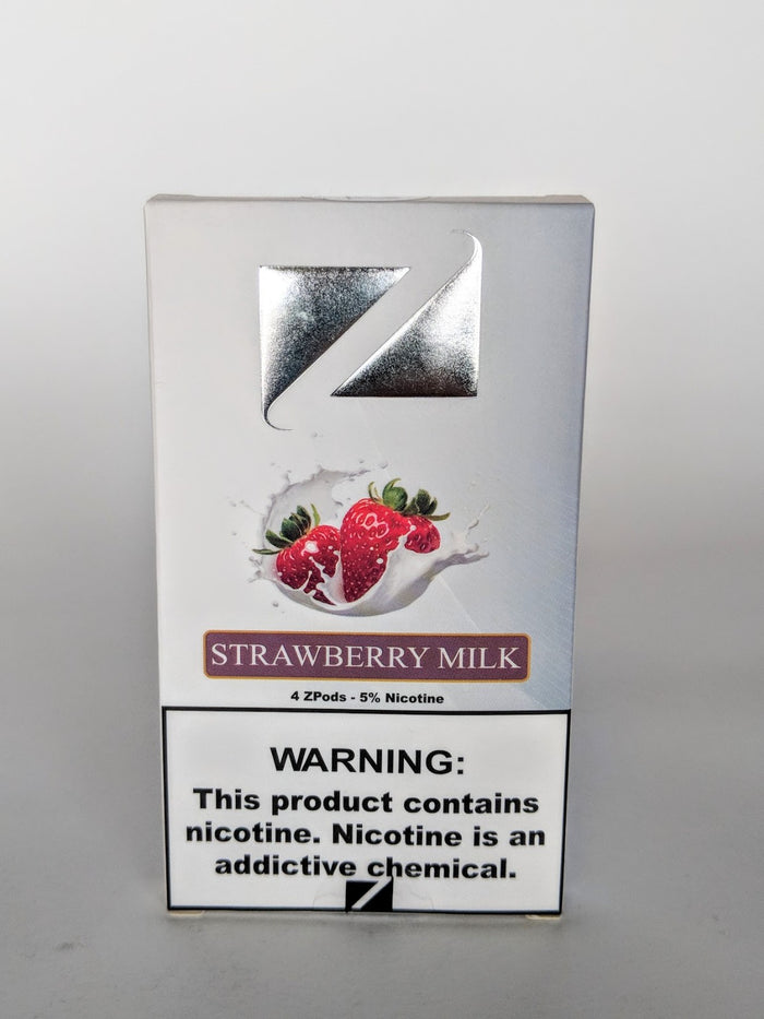 Strawberry Milk | Ziip Pods | 5%