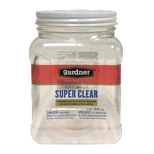 Gardner® Super Clear Quart