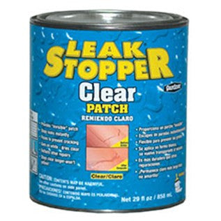 Leak Stopper 174 Clear Patch Gardner Coatings