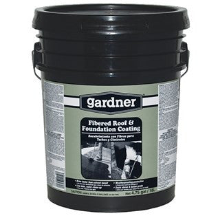 Gardner® Fibered Roof & Foundation