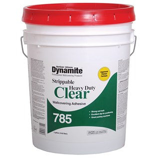 Dynamite® 785 Heavy Duty Clear Adhesive