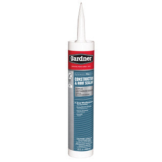 Gardner® Construction & Roof Sealant
