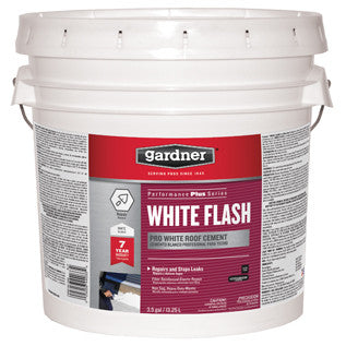 Gardner® White Flash