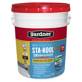 Gardner® Sta-Kool® 15YR Turbo-Dri Elastomeric Coating - SK-8015