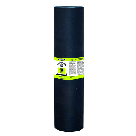 Light Duty Asphalt Roofing Felt (15#)