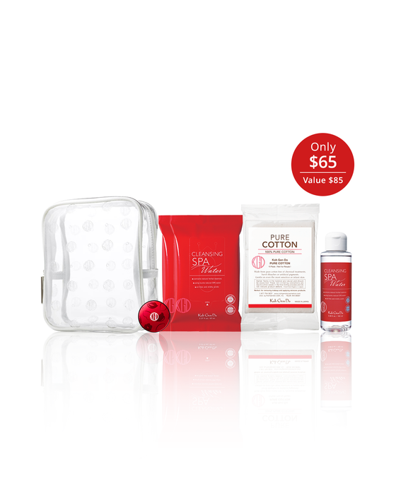 Refresh and Glow Travel Set