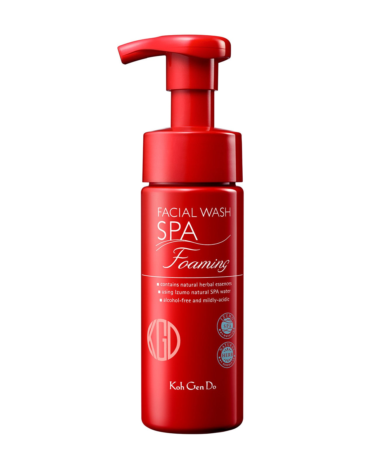 This luxurious cleansing foam enriched with our signature SPA Water gently purifies pores while protecting skin moisture and elasticity.