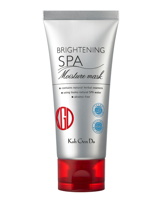 SPA BRIGHTENING MOISTURE MASK