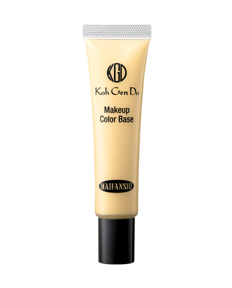 Maifanshi Makeup Color Base Yellow