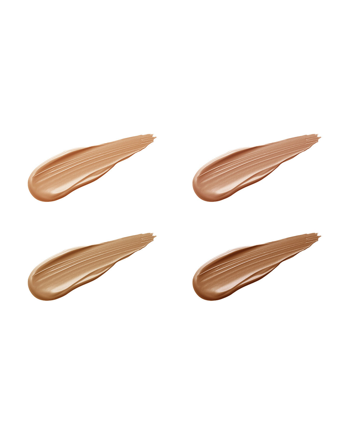 MOISTURE FOUNDATION SAMPLE SHADES (TAN)